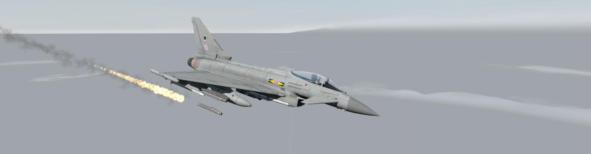 EuroFighter Typhoon FGR4 v2.601 Released