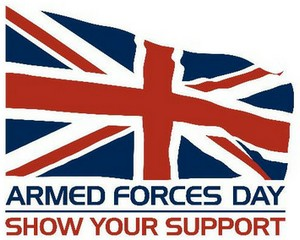 British Armed Forces Day 2013